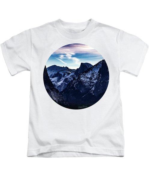 Frozen Kids T-Shirt by Adam Morsa