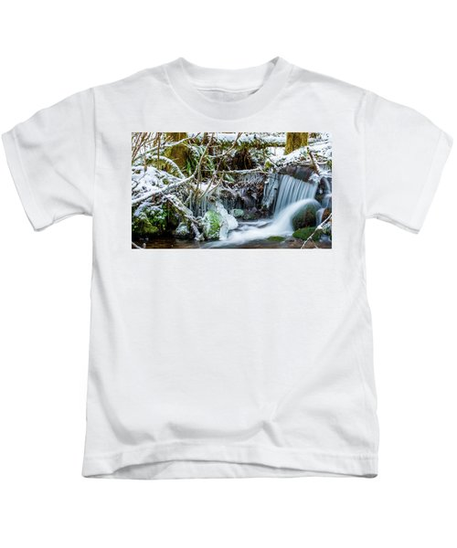 Frozen Creek Kids T-Shirt