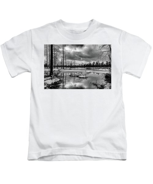 Frozen Mullica River Kids T-Shirt