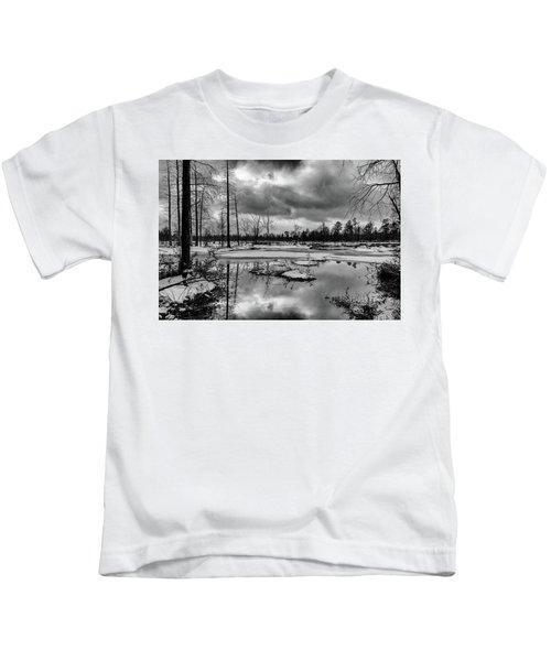 Frozen Mullica River Kids T-Shirt