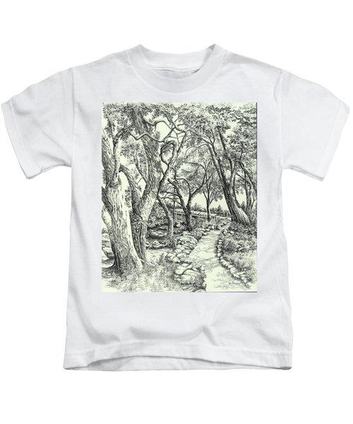 Gail's Oaks Kids T-Shirt