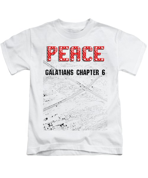 Galatians Chapter 6 Kids T-Shirt