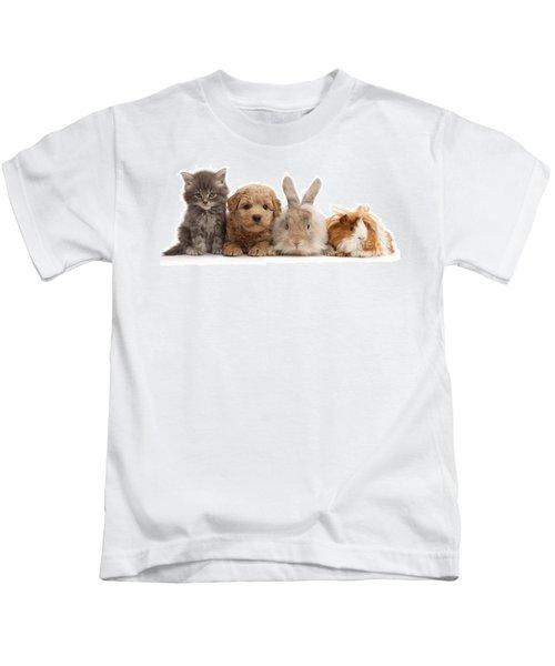 Gang Of Four Kids T-Shirt