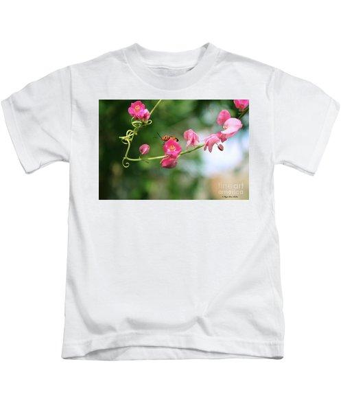 Garden Bug Kids T-Shirt