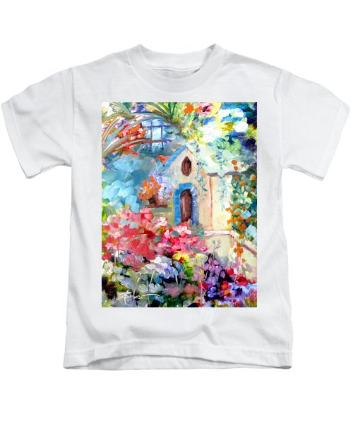 Garden Door  Kids T-Shirt