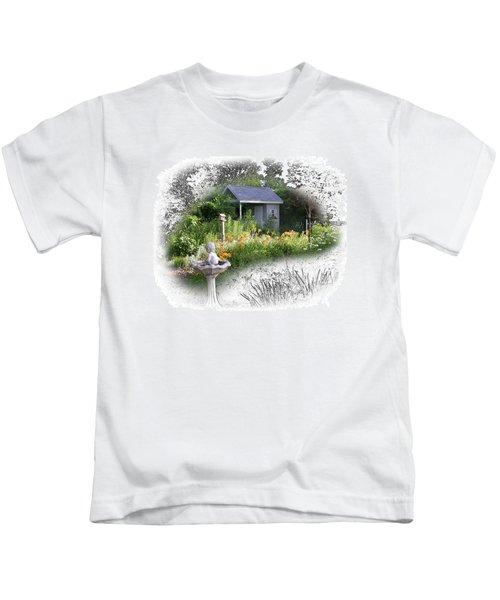 Garden House Kids T-Shirt