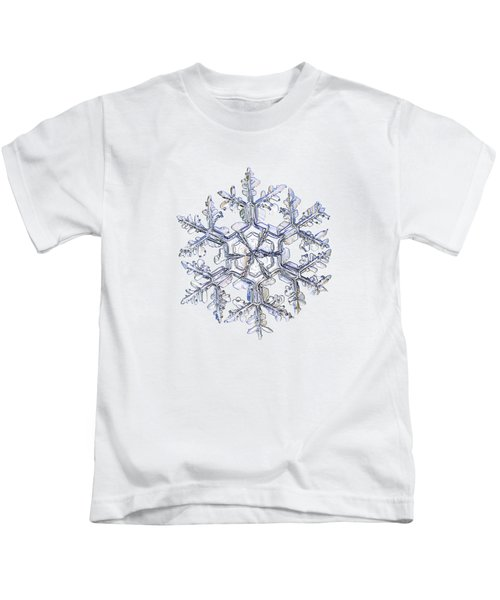 Gardener's Dream, White Version Kids T-Shirt