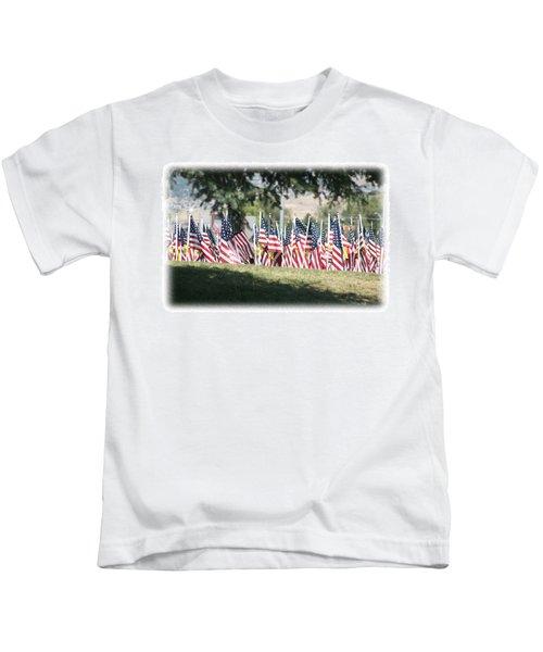Gathering Of The Guard - 2009 Kids T-Shirt