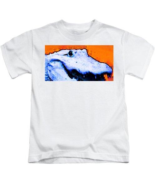 Gator Art - Swampy Kids T-Shirt