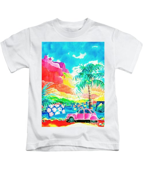 Gentle Breeze Kids T-Shirt