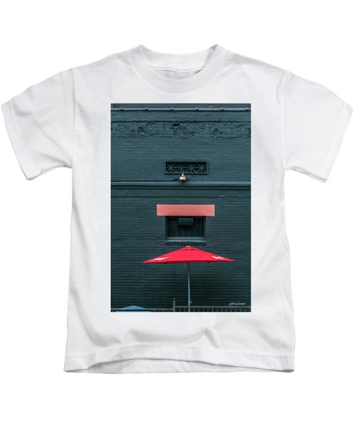Geometric Illusion Kids T-Shirt
