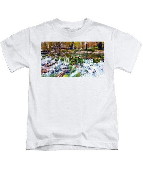 Giant Springs 1 Kids T-Shirt