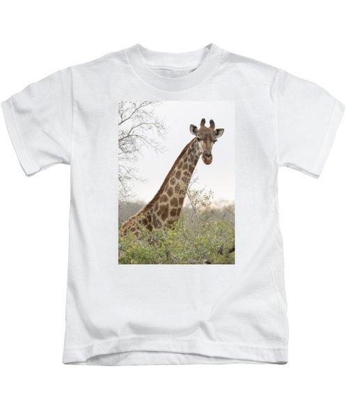 Giraffe Kids T-Shirt