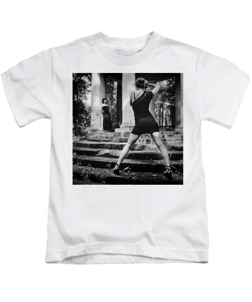 Girl #331822 Kids T-Shirt