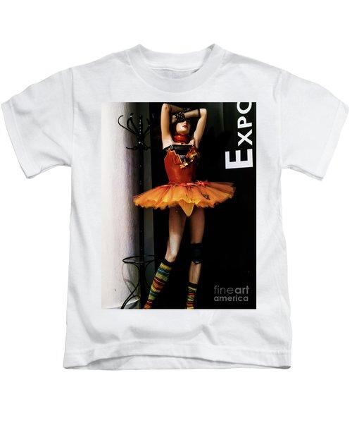 Girl_07 Kids T-Shirt