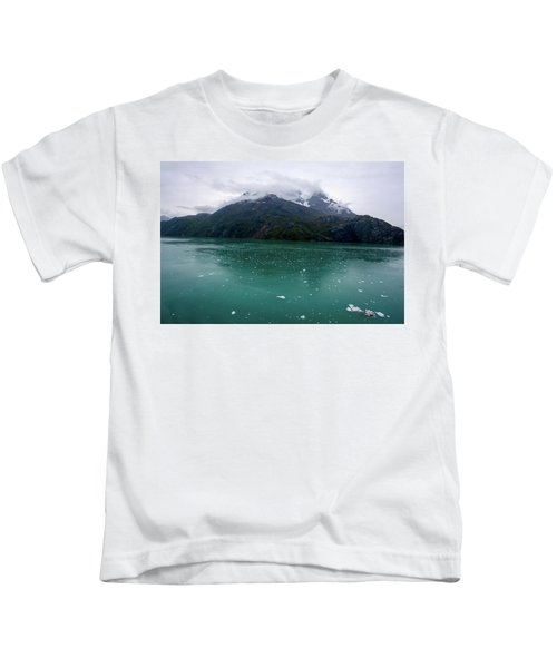 Glacier Bay Mountain Kids T-Shirt