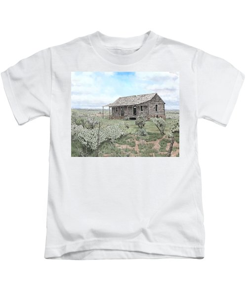 Glade Park Spring Kids T-Shirt