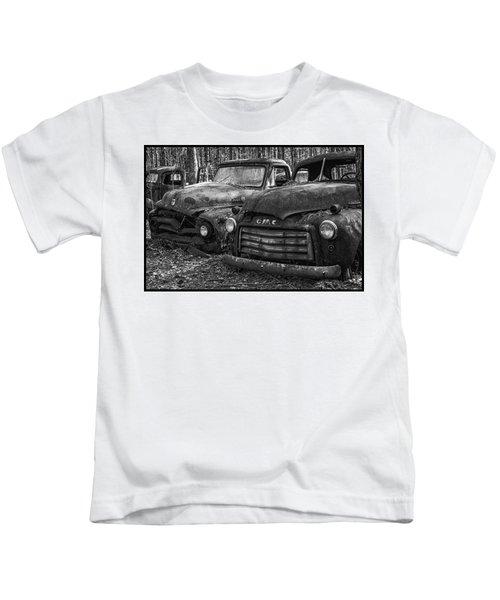 Gmc Truck Kids T-Shirt