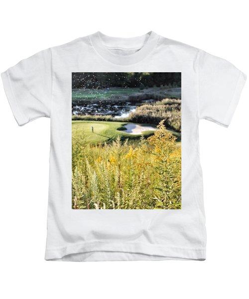 Golf - Green Peace Kids T-Shirt
