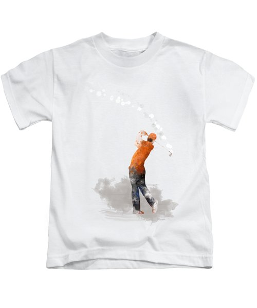 Golfer 1 Kids T-Shirt