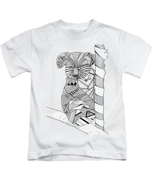 Goo Kids T-Shirt by Serkes Panda
