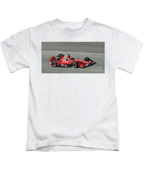 Graham Rahal Indycar Kids T-Shirt
