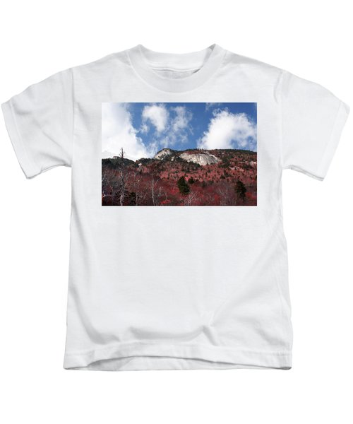 Grandfather Mountain East Side Kids T-Shirt