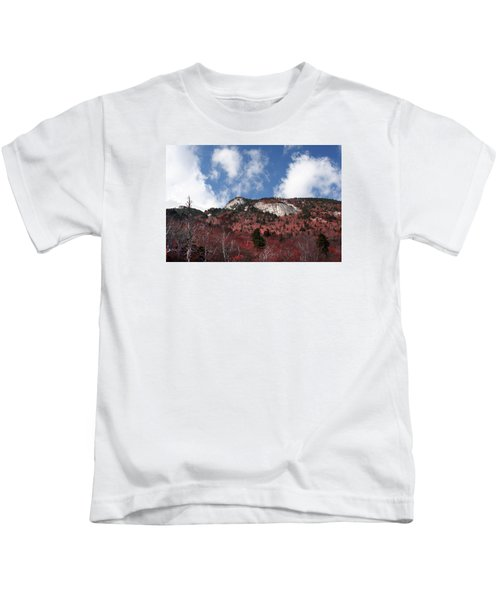 Grandfather Mountain East Side Kids T-Shirt