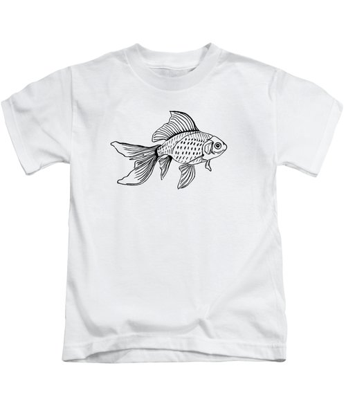 Graphic Fish Kids T-Shirt