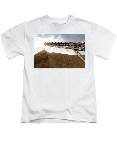 Gravel Mountain 2 Kids T-Shirt