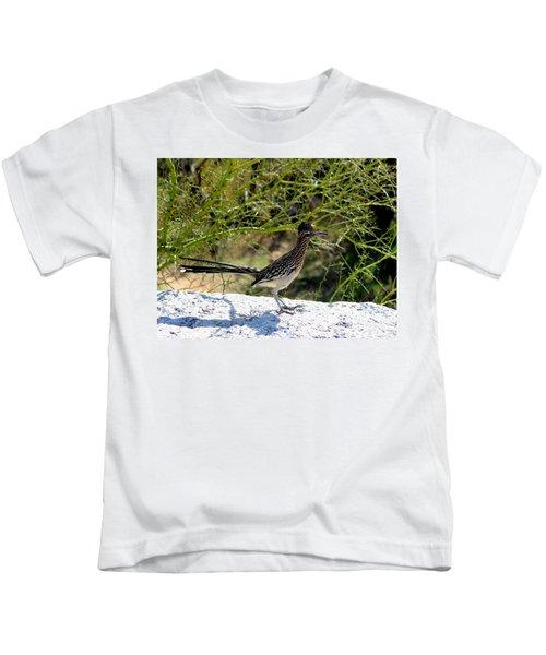Greater Road Runner Kids T-Shirt
