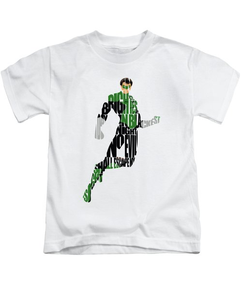 Green Lantern Kids T-Shirt