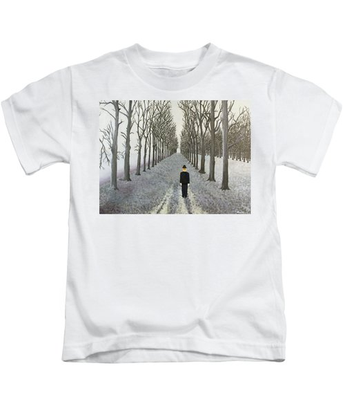 Grey Day Kids T-Shirt