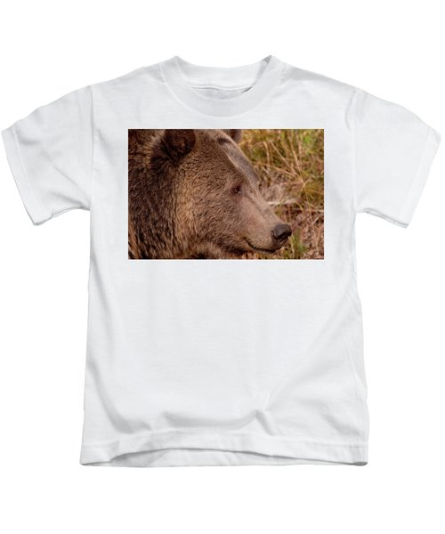 Grizzly Profile Kids T-Shirt