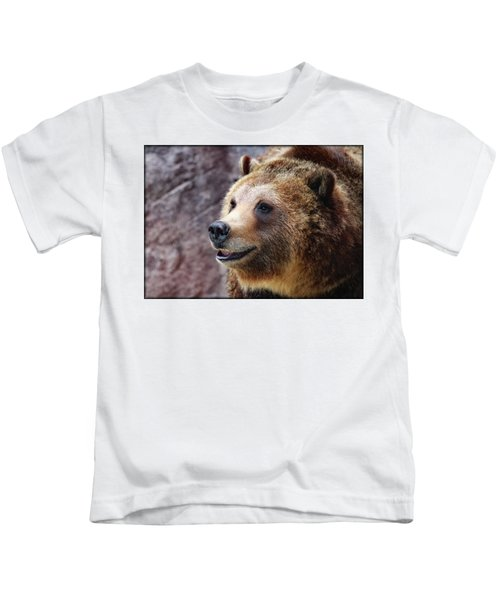 Grizzly Smile Kids T-Shirt