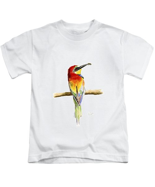 Gruccione  - Bee Eater - Merops Apiaster Kids T-Shirt