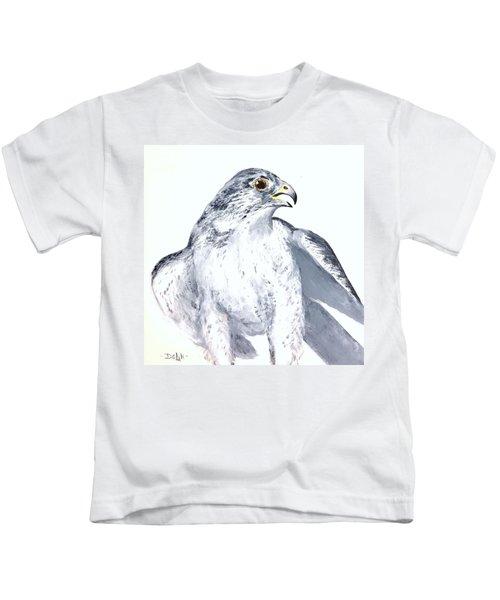 Gryfalcon Portrait Kids T-Shirt