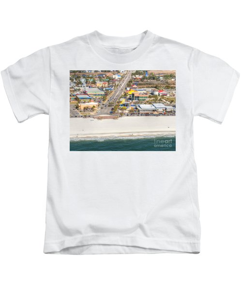 Gulf Shores - Hwy 59 Kids T-Shirt