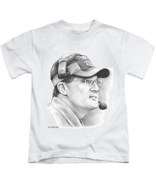Gus Malzahn Kids T-Shirt