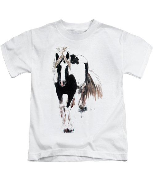 Gypsy Vanner Kids T-Shirt