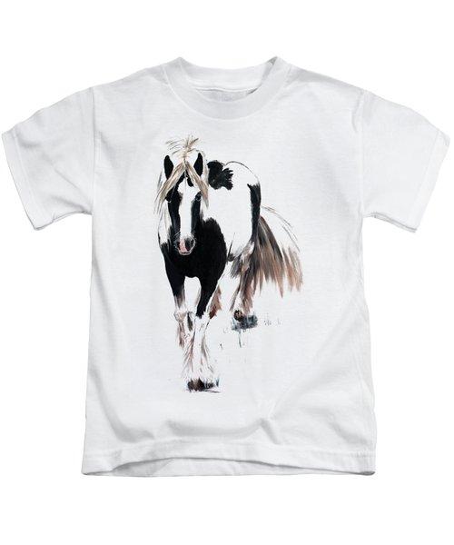 Gypsy Vanner Kids T-Shirt