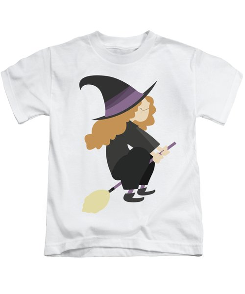 Halloween Cartoon 04 Kids T-Shirt