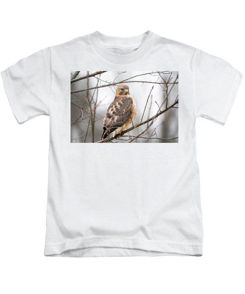 Hals Nicitating Membrane Kids T-Shirt
