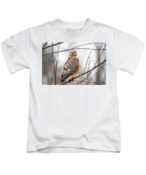 Hals Nicitating Membrane Kids T-Shirt