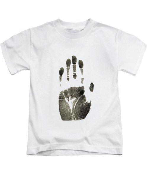 Handprint Phone Case Kids T-Shirt