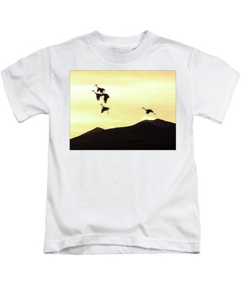 Hang Time Kids T-Shirt