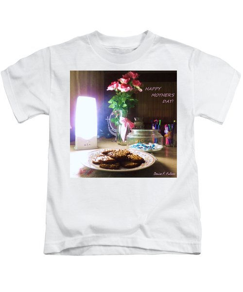 Happy Mothers Day Kids T-Shirt