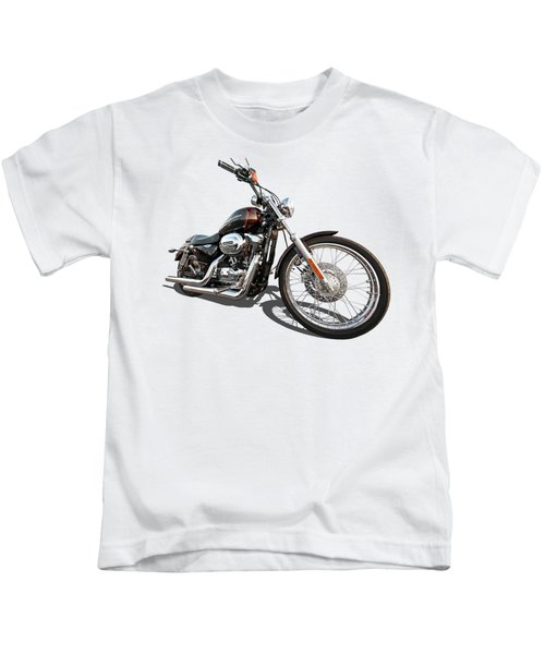 Harley Sportster Xl1200 Custom Kids T-Shirt