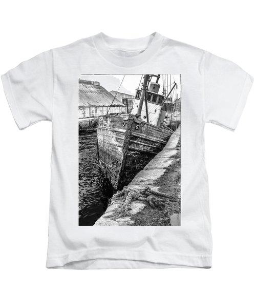 Hawser Not Needed Kids T-Shirt