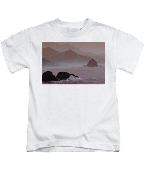 Haystack Rock Kids T-Shirt